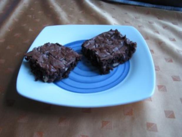 Kuchen Amerikanische Brownies Rezept Kochbar De