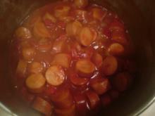 Currywurst-Pfanne - Rezept