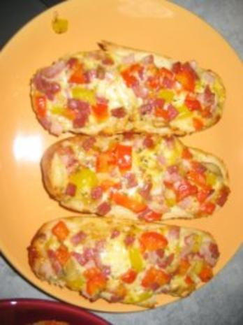 Pizzabrötchen - Rezept - Bild Nr. 5