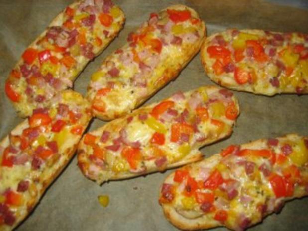 Pizzabrötchen - Rezept - Bild Nr. 4