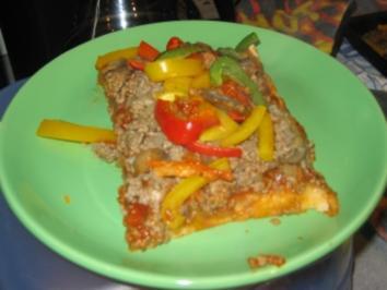 Pizza Taco - Rezept