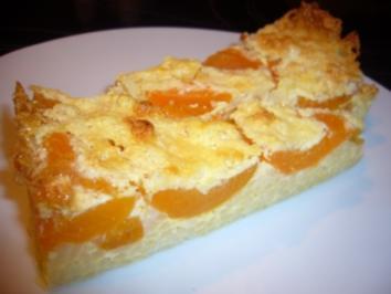 Kikis Aprikosen-Reiskuchen - Rezept