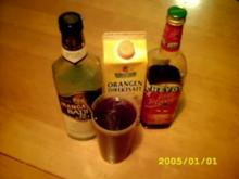 Cocktail:Sweet red tropical Seduction - Rezept