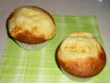 HERMANN - Kokosmuffins mit Vanillecreme - Rezept