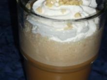 Mandel-Eiskaffee - Rezept