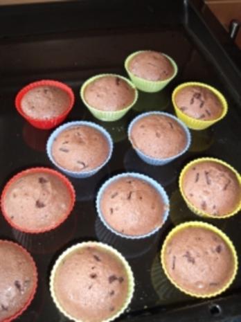 Grundrezept - Cupcakes mit Topping - Rezept - Bild Nr. 2