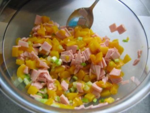 Tortellinisalat - Rezept