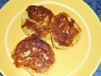 Kartoffel-Frikadellen - Rezept