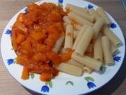 Zigeunersauce (zum Schnitzel) - Rezept