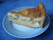 Bratapfel - Torte - Rezept