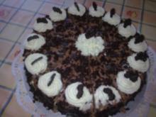 Schokoladen Torte - Rezept