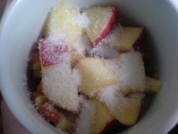 """Dessert """"Bratapfel in der Tasse"""" - Rezept - Bild Nr. 2"""