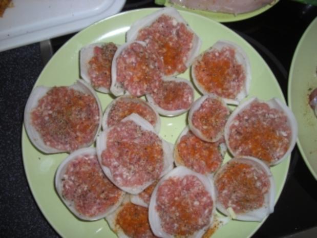 Grillen-Grillzwiebeln - Rezept