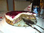 Rotkäppchen Torte - Rezept