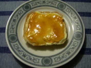Mein O-Trauben-Gelee - Rezept