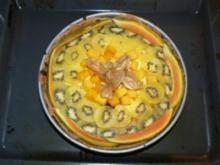 exotischer Käsekuchen - Rezept