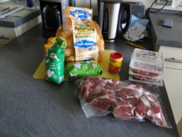 Erbsensupp mit Pökelfleisch (Bilder sind hochgeladen) - Rezept - Bild Nr. 2