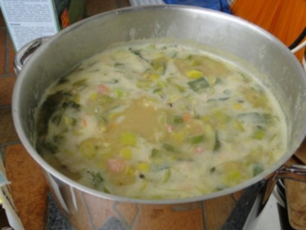 Erbsensupp mit Pökelfleisch (Bilder sind hochgeladen) - Rezept - Bild Nr. 3