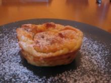 Quark-Gries- Muffins - Rezept