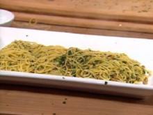 Pfannen-Pesto - Rezept