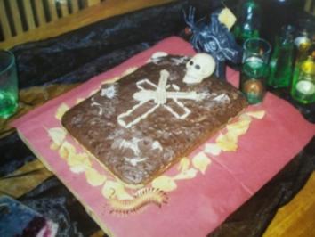Das Grab des Dämon - Rezept