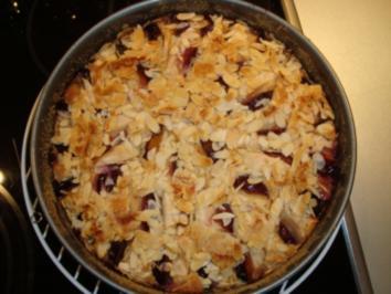 Apfel-Zwetschgen-Kuchen - Rezept