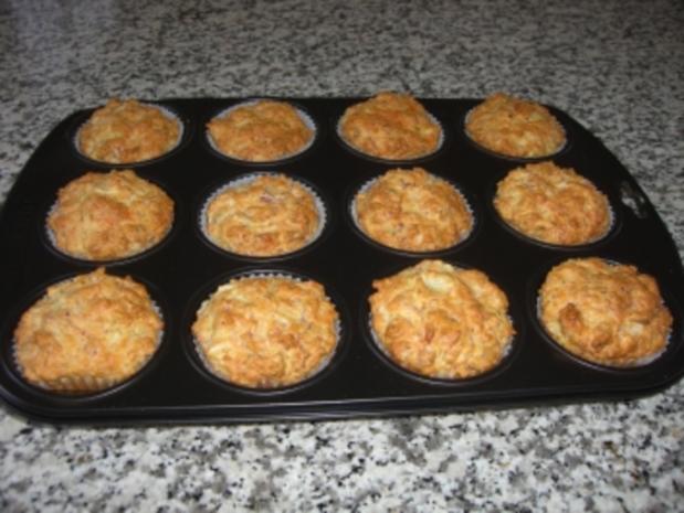Schinken-Käse-Muffins - Rezept - Bild Nr. 2