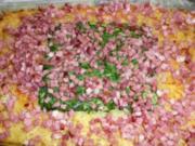 Spinat im Reisbett  schnelles und leckeres Gericht - Rezept