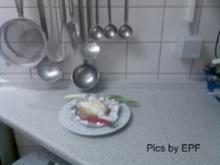 Folienkartoffeln mit Kräuterquark - Rezept