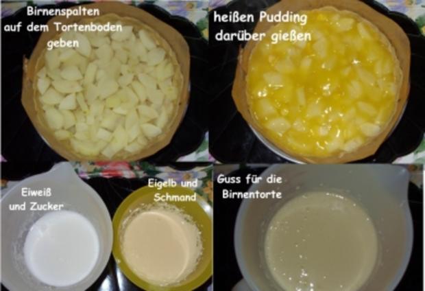 Saftiger Birnenkuchen mit köstlichem Guss - Rezept - Bild Nr. 4