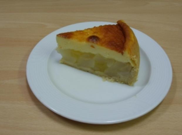 Saftiger Birnenkuchen mit köstlichem Guss - Rezept - Bild Nr. 7