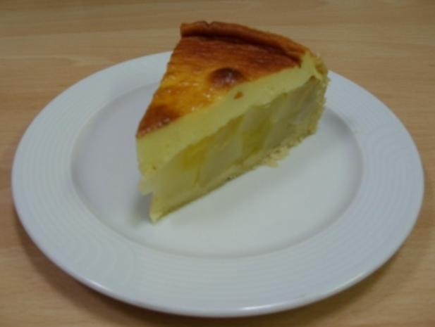 Saftiger Birnenkuchen mit köstlichem Guss - Rezept - Bild Nr. 8