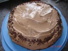 Kuchen + Torten : Schoko-Bananentorte - Rezept