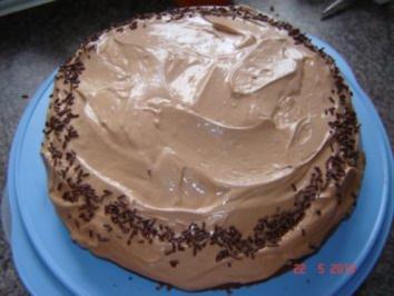 Kuchen Torten Schoko Bananentorte Rezept Kochbar De