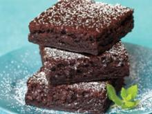 American Brownies - Rezept