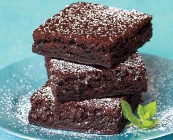 American Brownies - Rezept