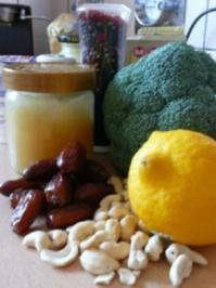 Rezept: Gourmet-Rohkost (Broccoli-Salat)