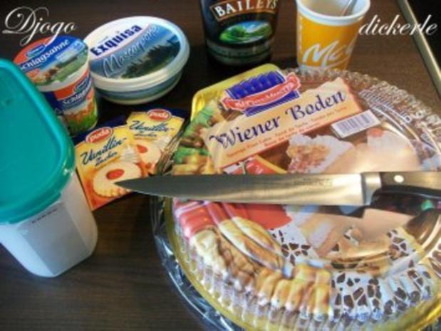 Kuchen + Torten : Baileys-Espresso-Schnittchen - Rezept - Bild Nr. 2