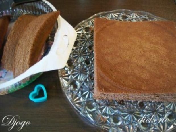 Kuchen + Torten : Baileys-Espresso-Schnittchen - Rezept - Bild Nr. 3