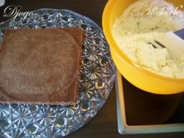Kuchen + Torten : Baileys-Espresso-Schnittchen - Rezept - Bild Nr. 4