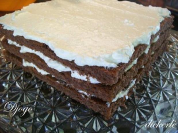 Kuchen + Torten : Baileys-Espresso-Schnittchen - Rezept - Bild Nr. 7