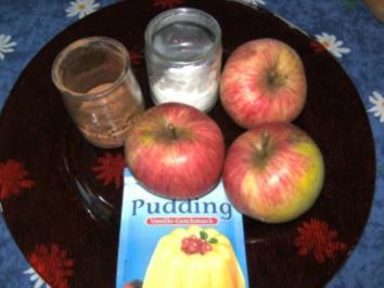 Rezept: Apfelgrütze