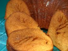 Malaiische Karamelkuchen (Kek Gula Hangus) - Rezept