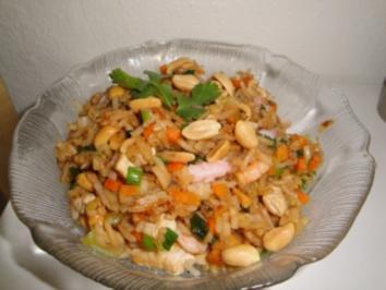 Gebratener Reis - Rezept