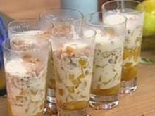 Birnenkompott mit Milchschaum - Rezept - Bild Nr. 9