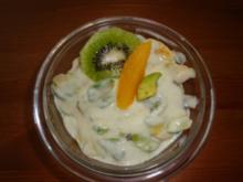 Avocado trifft Früchtchen zum Frühstück - Rezept