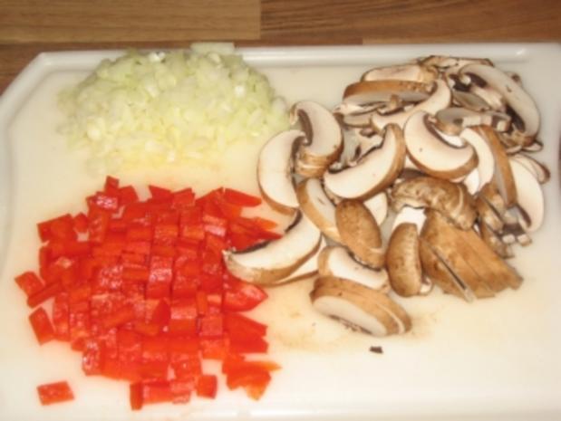 Hack-Gemüse-Auflauf - Rezept - Bild Nr. 2