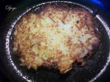 Kartoffel-Puffer - Rezept