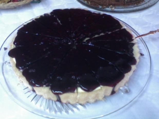 Schneller Heidelbeer Pudding Kuchen Rezept Kochbar De