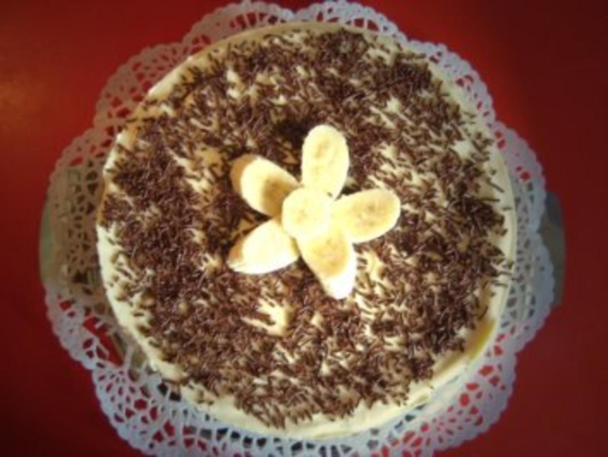 Mannis - Bananen - Torte Rezept von manschie